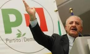 """De Caro su ricorso De Luca: """"E' ora di partire"""""""