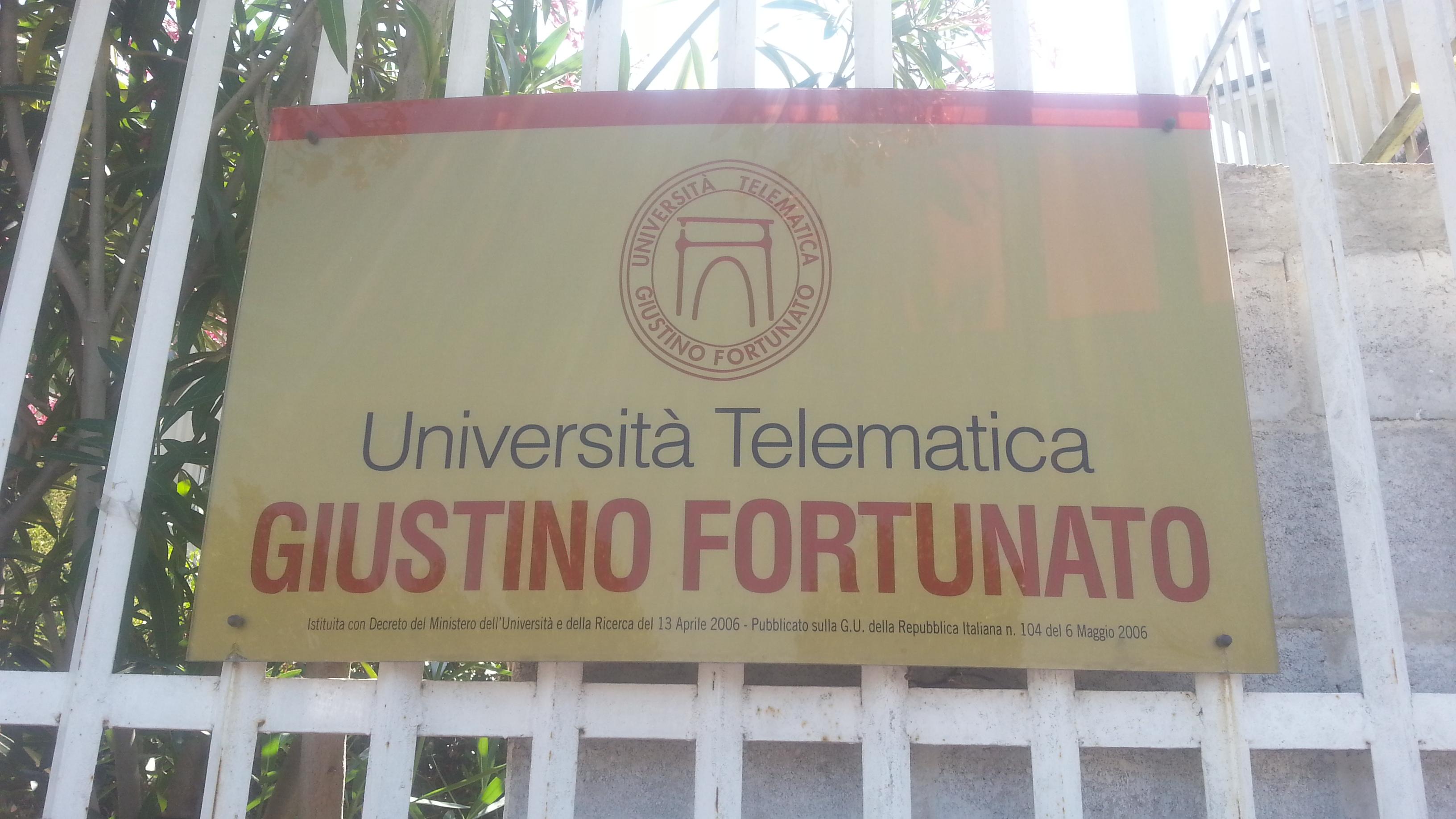 """Nuovo servizio Placement per la """"Giustino Fortunato"""""""