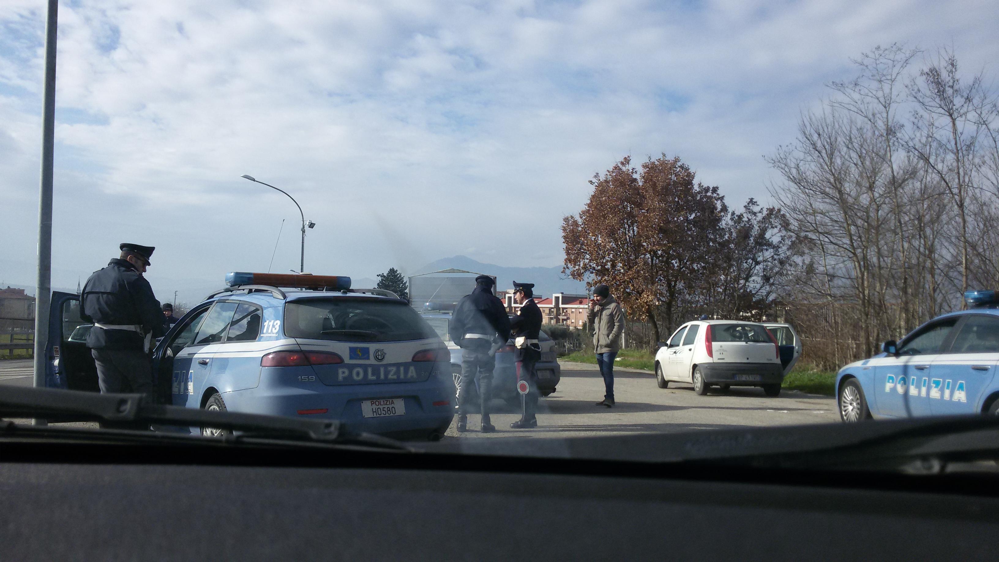Polizia Stradale, bilancio estivo