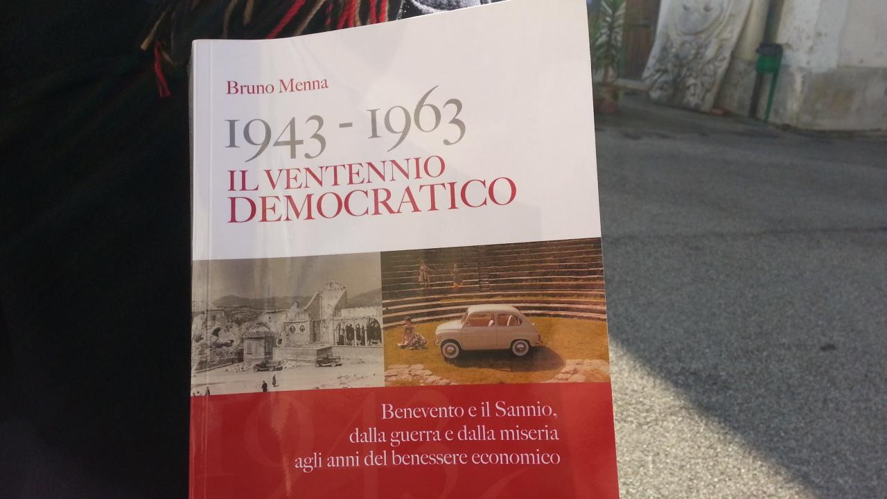 Dalla guerra al boom: la Benevento di Bruno Menna