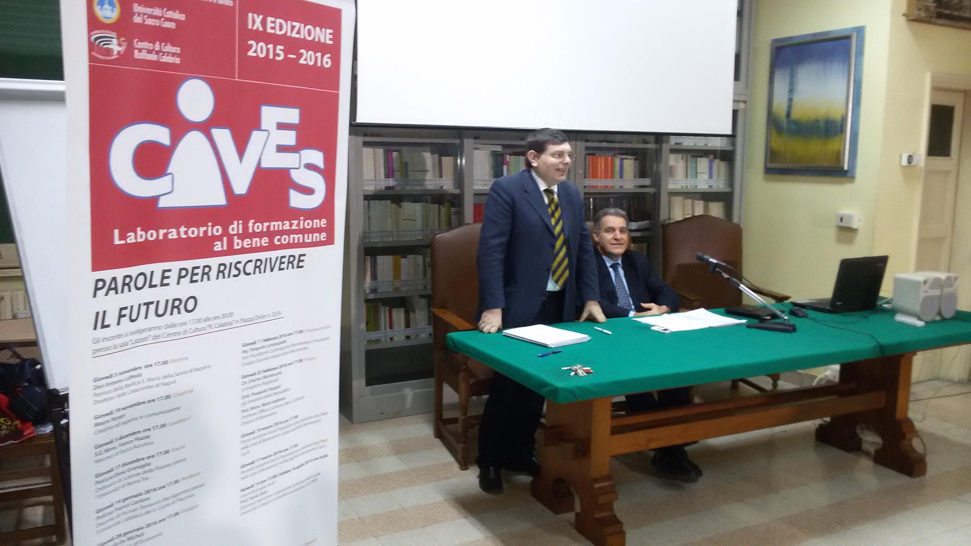 """Cives: lo """"Sviluppo"""" del Senatore Giorgio Santini"""