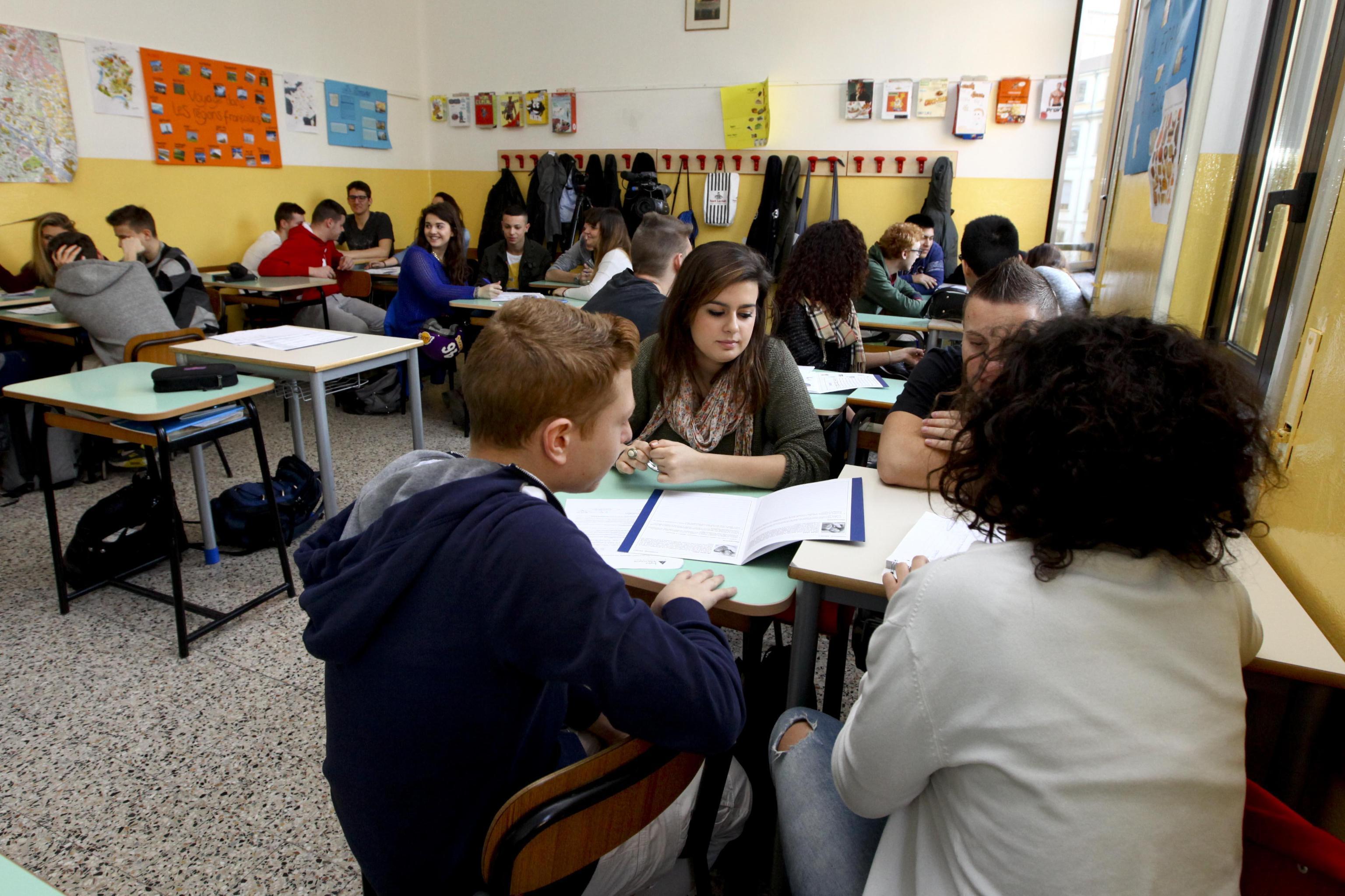 Neve: martedì riaprono le scuole a Benevento