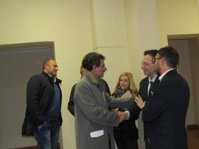 Riforma Madia, riunione a Palazzo Mosti