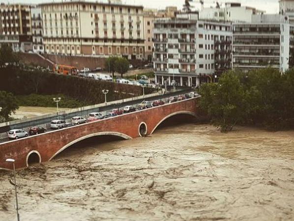 Benevento| Memoria, arte e fango, Mediterraneo Sociale a un anno dall'alluvione
