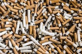 Mozziconi di sigarette a terra? dal 2 Febbraio nuove regole