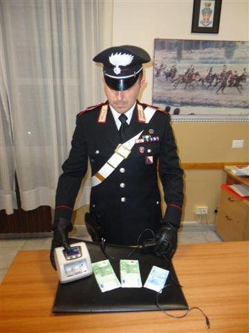 Banconote false a San Giorgio del Sannio: arrestato 65enne