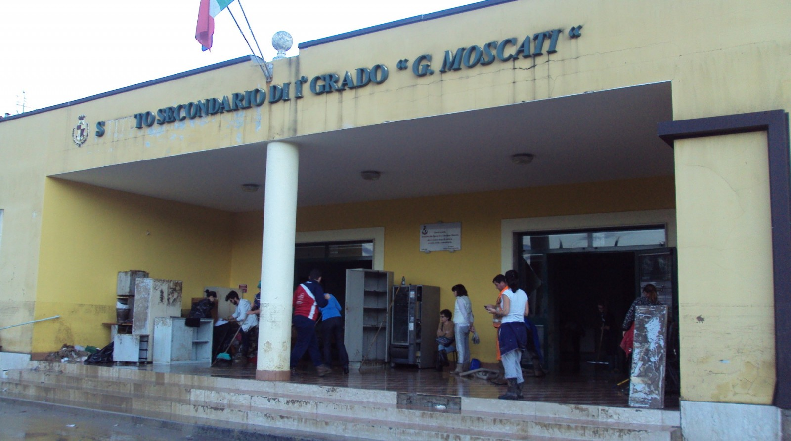 Scuola Capodimonte, Pepe: delibera rimodellata