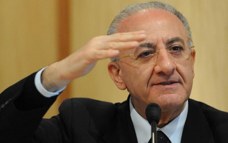 Voto di scambio: fascicolo in Procura su dichiarazioni De Luca