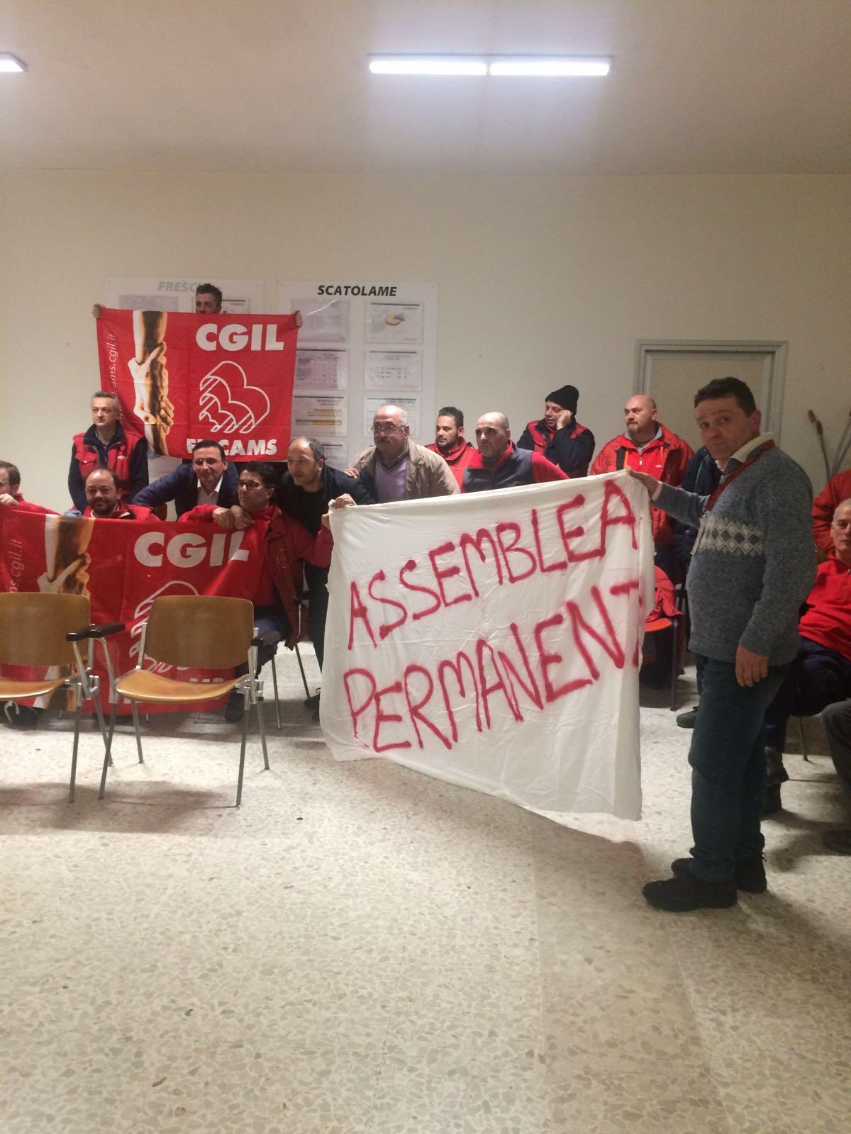 Carrefour, Galdiero: uniti si vince