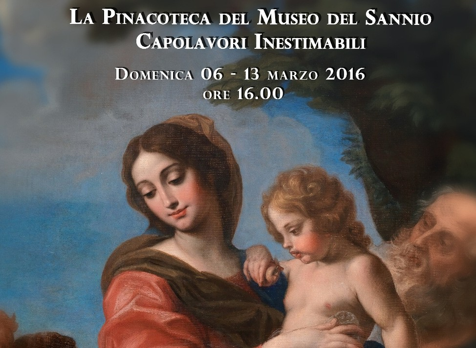 Epsilon: due giorni di visite guidate alla Pinacoteca di Benevento