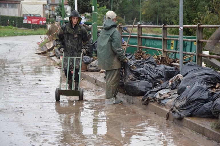Post alluvione: nuovo look per le strade provinciali