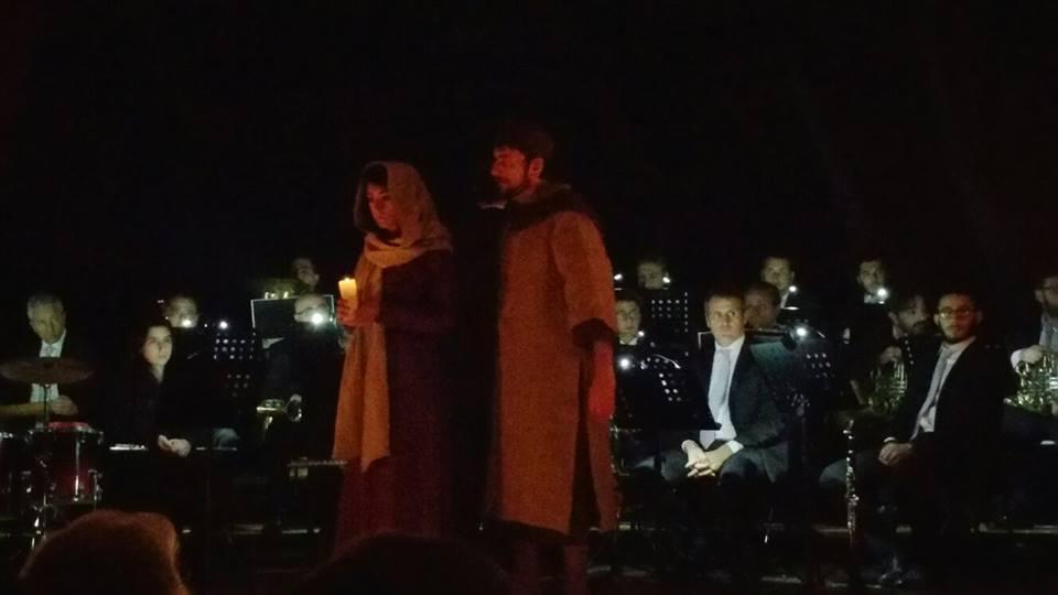 """Miriam e Josef"": standing ovation a Napoli"