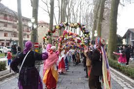 Avellino si colora a festa per il Carnevale 2016