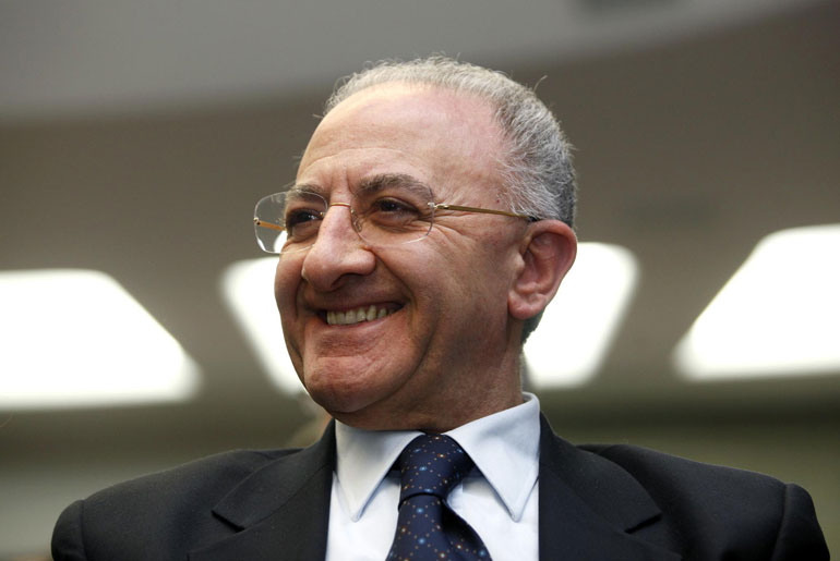 Napoli| Sanità: De Luca contro il ministro Lorenzin