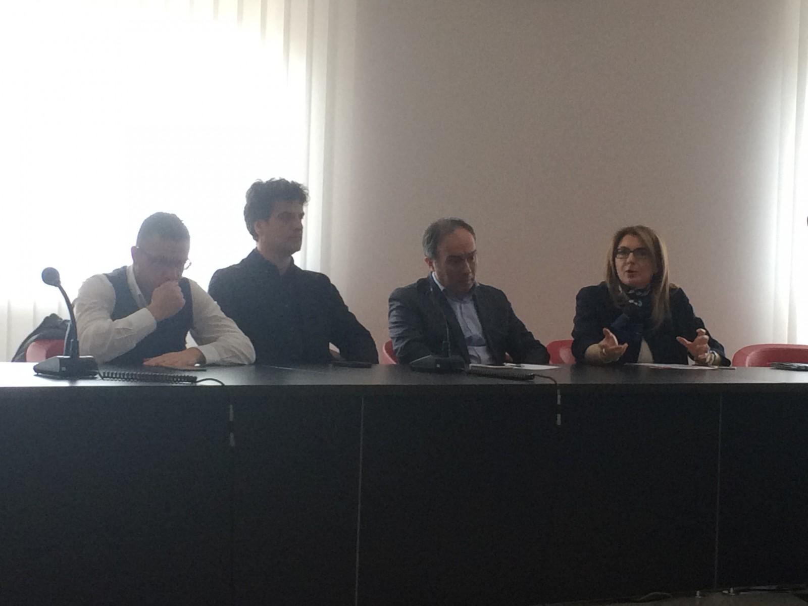 """Presentato il progetto musicale """"Petra"""": sabato la prima tappa nel Sannio con Luca Aquino"""