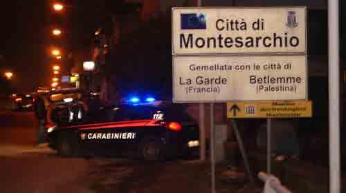Droga, contraffazione e segnalazioni: bilancio dei CC di Montesarchio