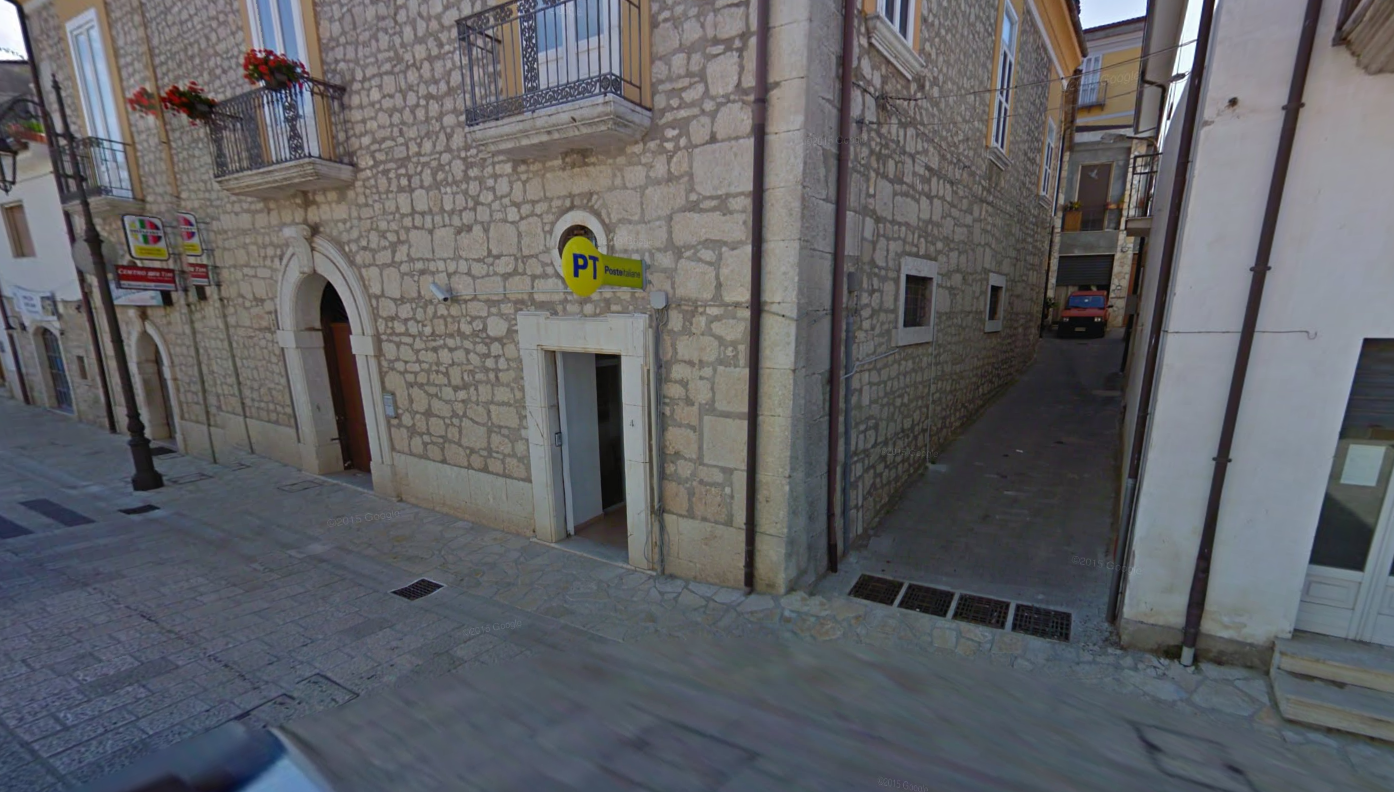 Casalduni: tentata rapina all'ufficio postale