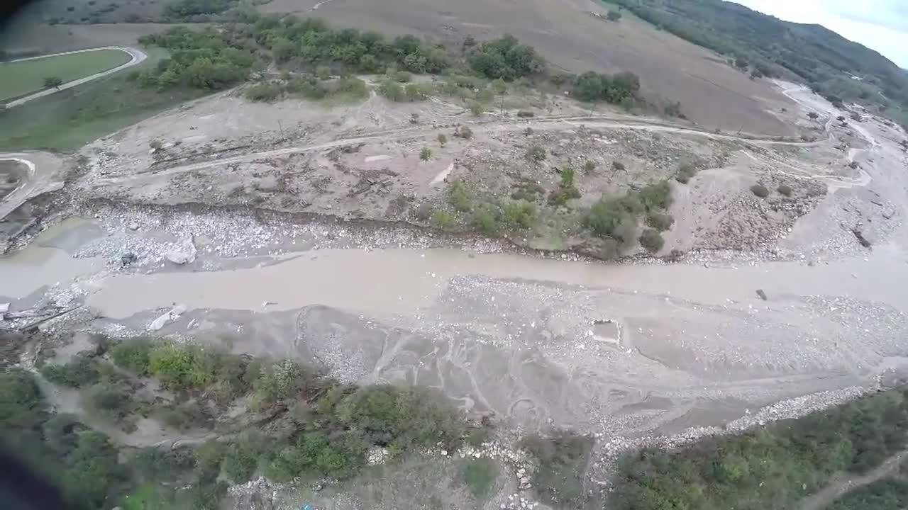 Alluvione: la Provincia approva il progetto sul Fiume Fortore