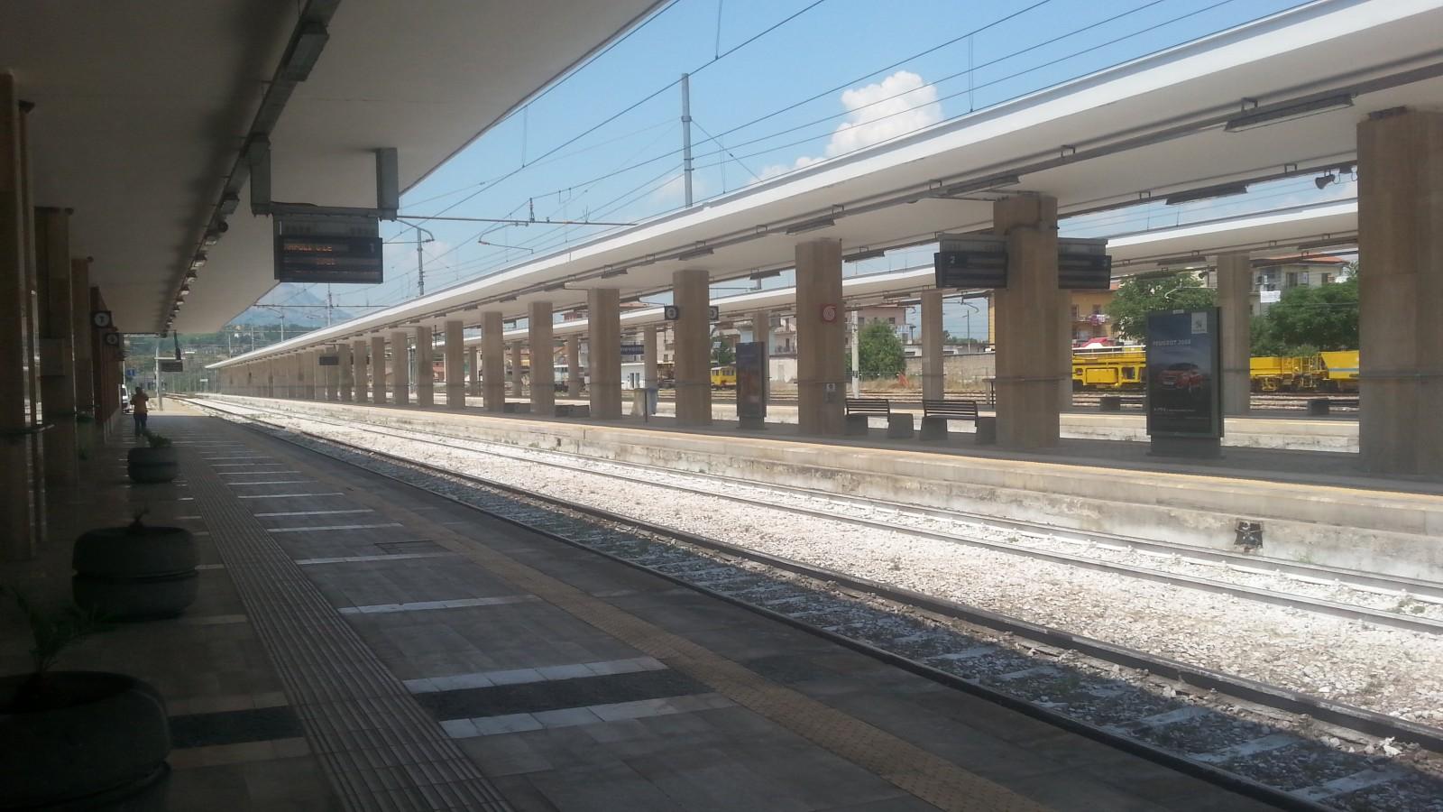 Benevento| Intesa tra Soprintendenza, RFI e Comune sul restyling della Stazione ferroviaria