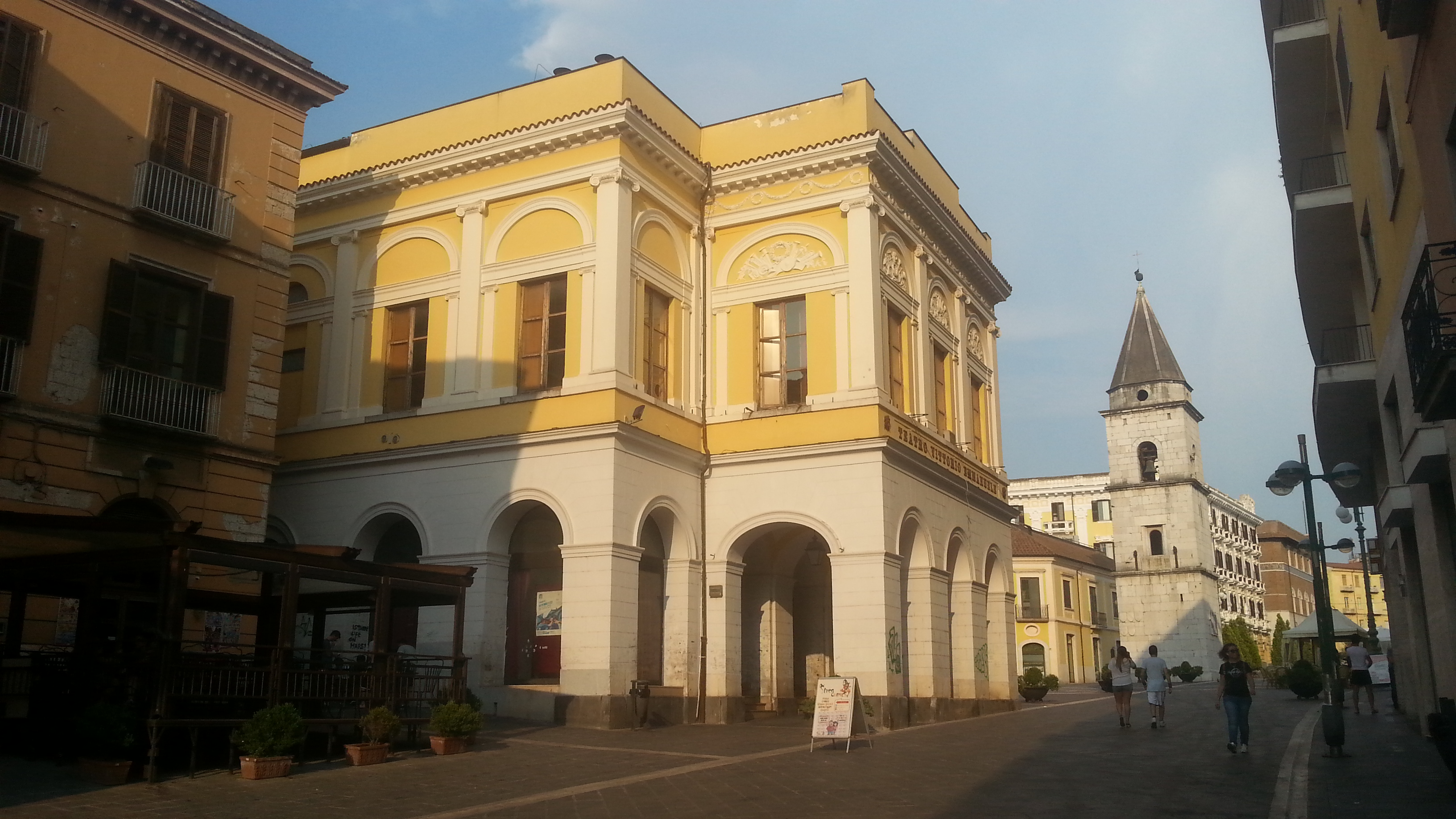 Benevento| Teatro Comunale, ok al progetto: 1 milione di euro dal MIT