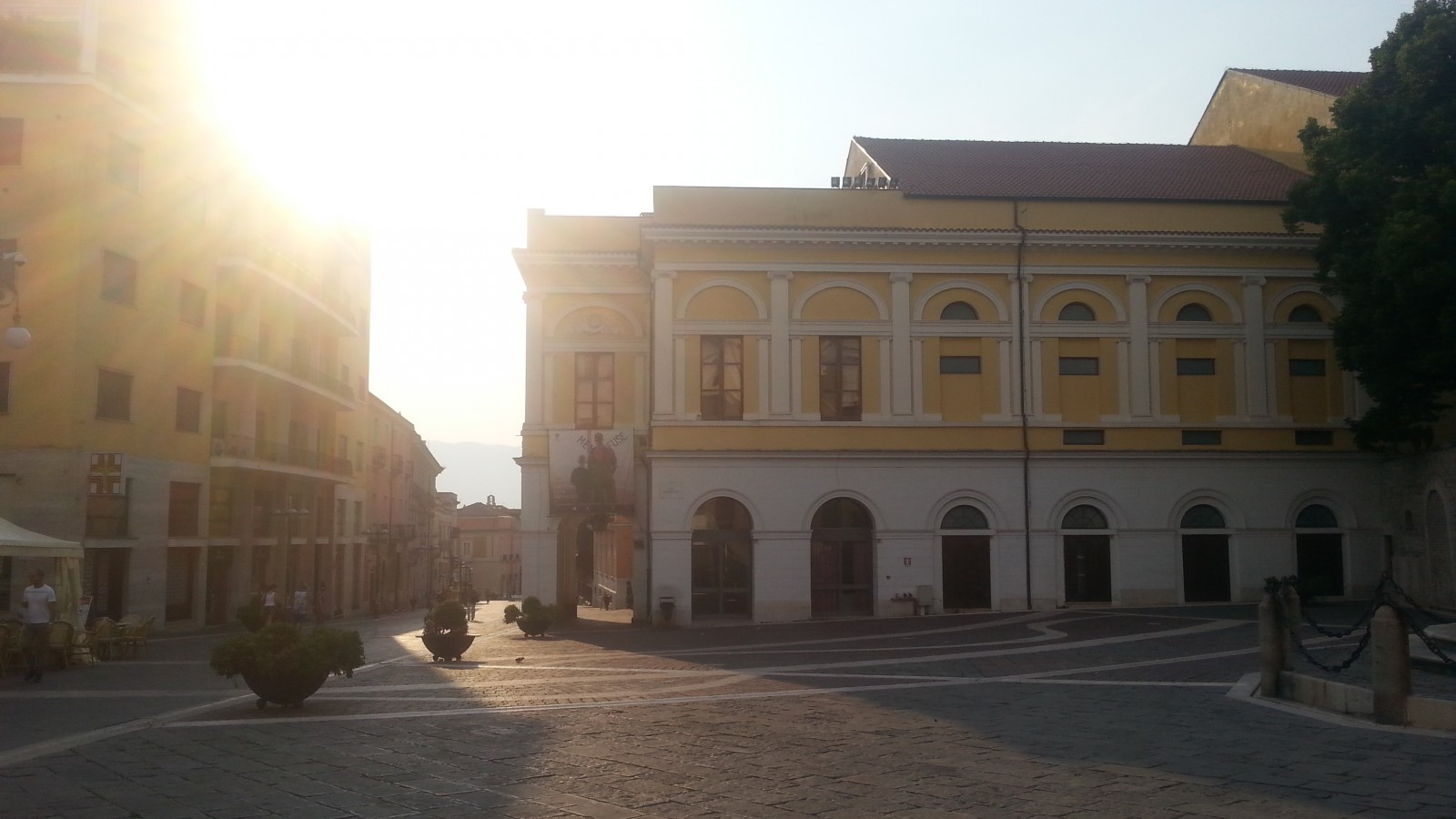 Benevento| Gestione Teatro Comunale, work in progress