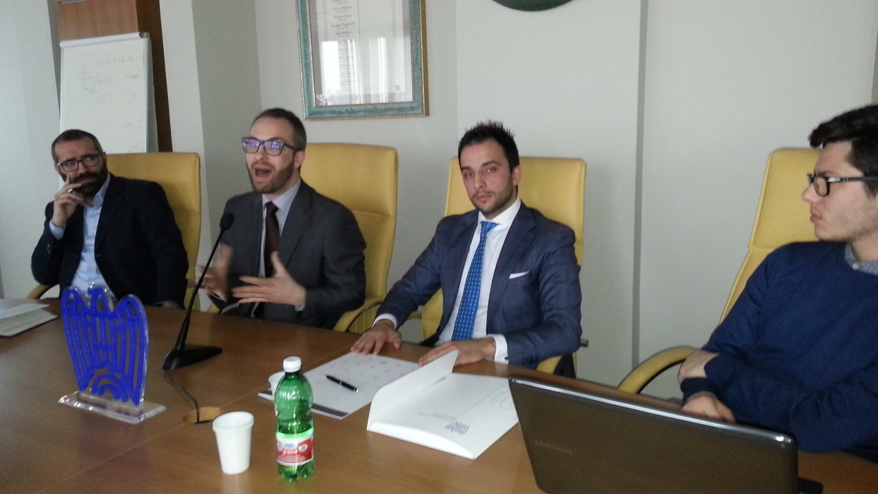 Progetto Stinn, nell'high tech il futuro della Campania