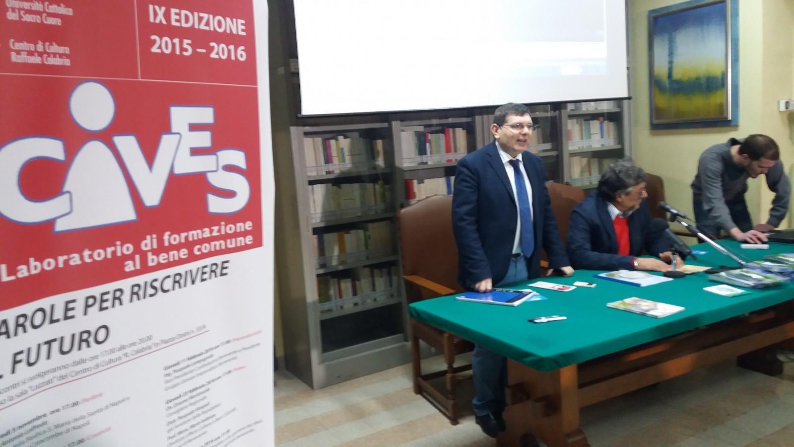A Cives la gestione dei rifiuti a Benevento
