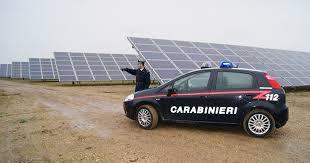 Scatta l'allarme, ladri di fotovoltaico a bocca asciutta