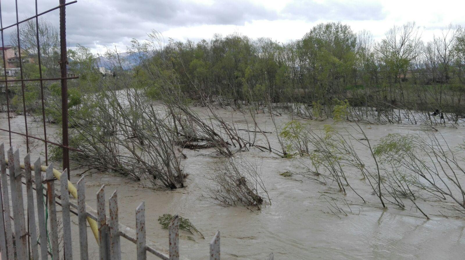 Piena dei fiumi: la rabbia del Comitato via San Pasquale