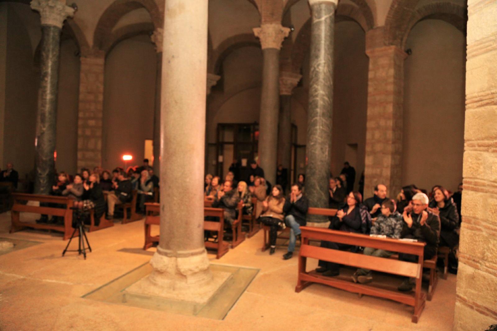 I Tenores di Bitti nella chiesa di Santa Sofia