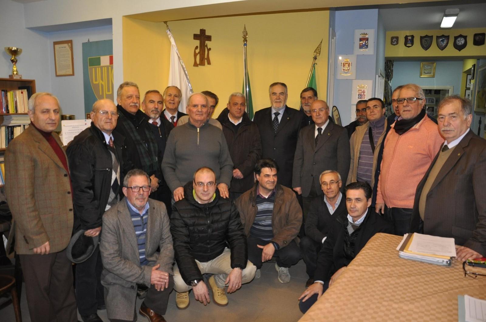 A Benevento si è costituito l'ANCRI