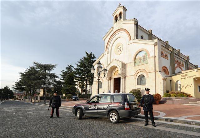 Pietrelcina: scatta la denuncia per due officine meccaniche