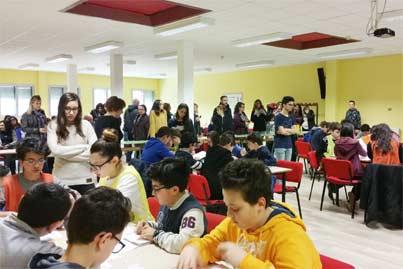 """Il Liceo Rummo diventa """"Polo Kangourou"""""""