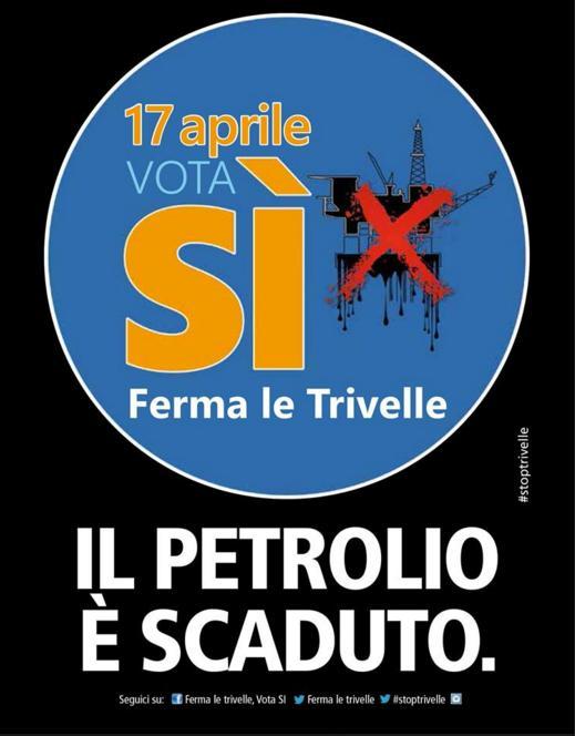 """No Triv"" Valle Caudina, un'assemblea per il Sì al referendum del 17 aprile"