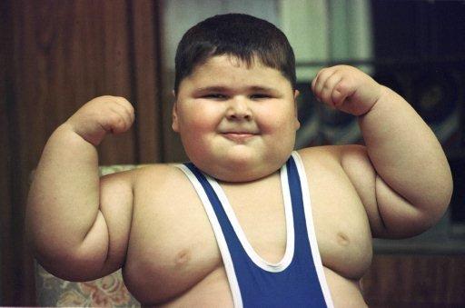 Obesità infantile: è allarme in Campania