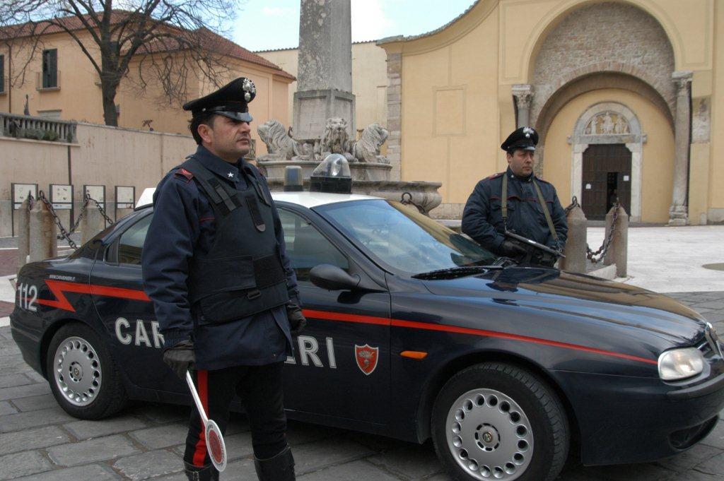 Via Cupa Ponticelli: intimidazione ad un'officina