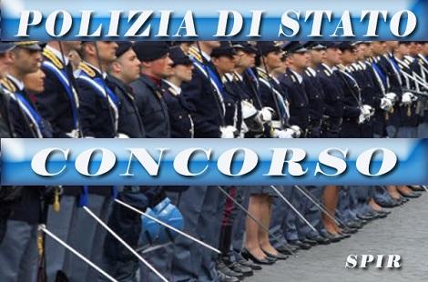 Pubblicato bando per 80 Commissari di Polizia di Stato