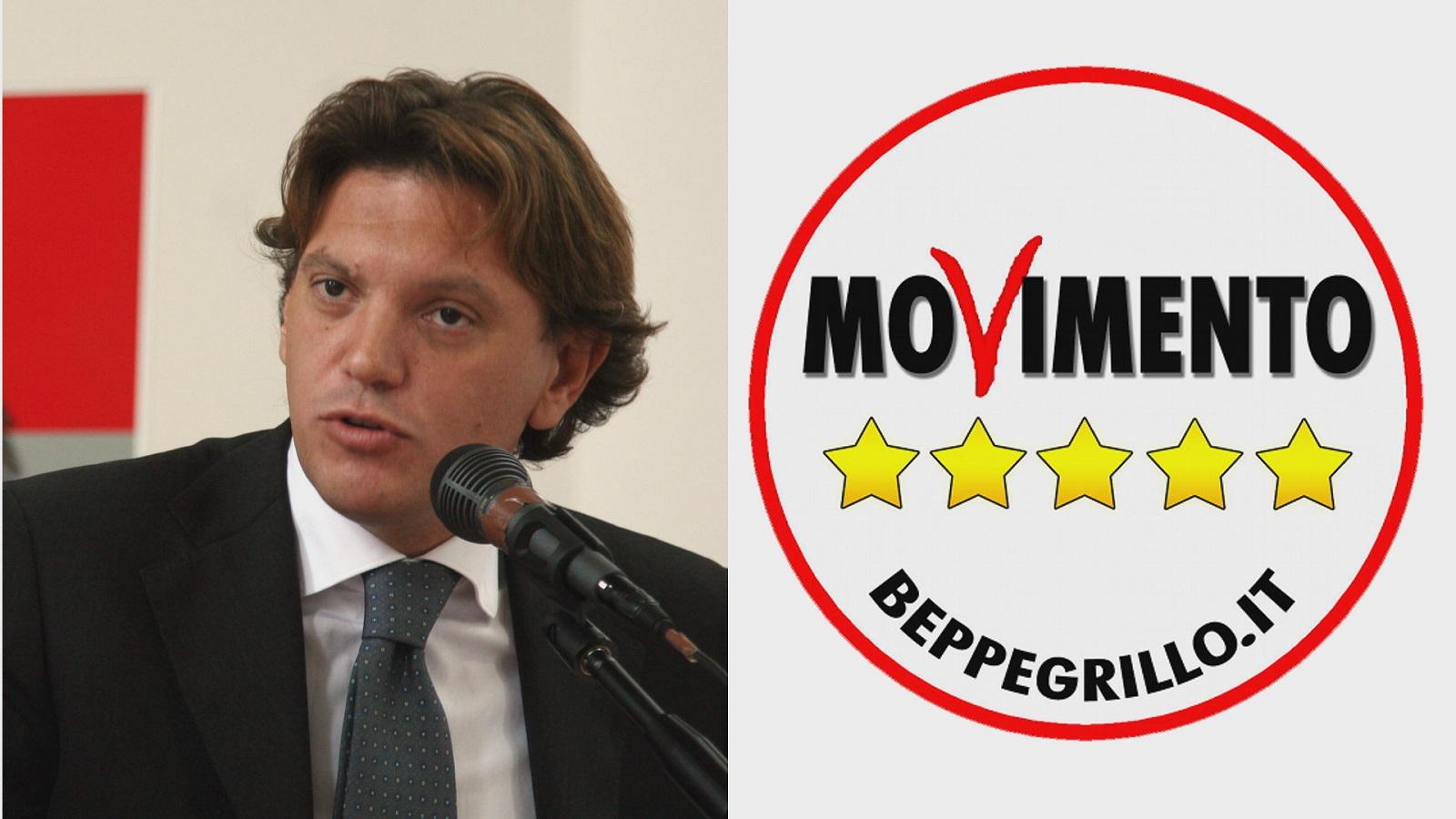 """Movimento a Del Vecchio: """"fai propaganda"""". La replica: """"vi sfido pubblicamente"""""""