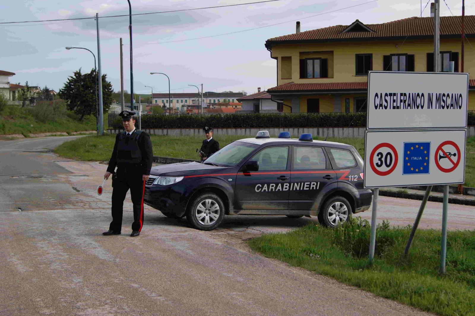 Furti di rame: quattro fogli di via nel Sannio