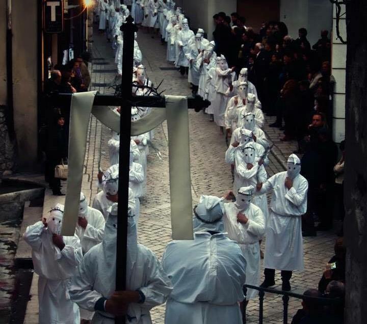 Il Venerdi Santo a San Lorenzo Maggiore
