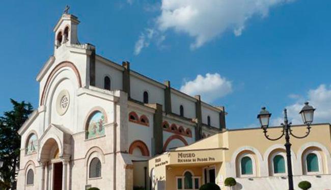 A Pietrelcina visite gratuite della Confraternita