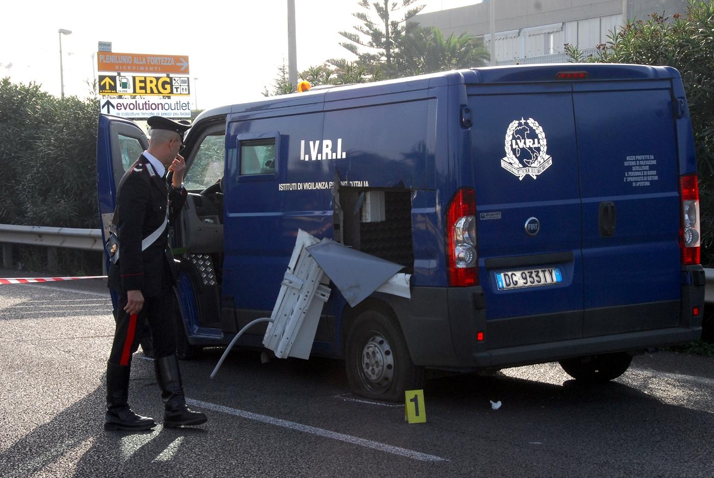 Operazione portavalori in tutta Italia: in manette due beneventani