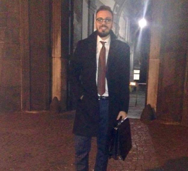 """Cervinara, al giovane Cioffi il premio """"Santoro"""" come miglior avvocato 2015"""