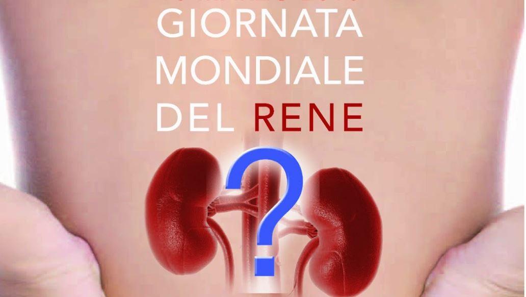 Giornata Mondiale del Rene: anche a Benevento visite gratuite