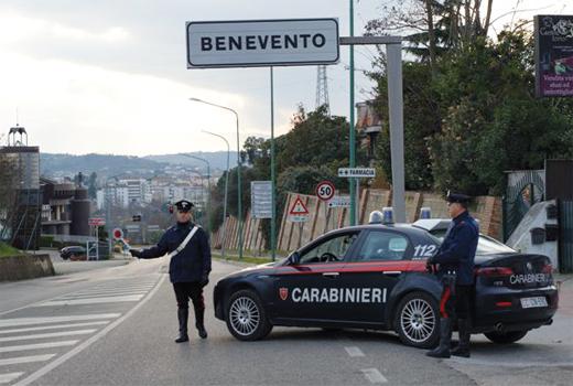 Presunta violenza su una migrante, indagano i Carabinieri