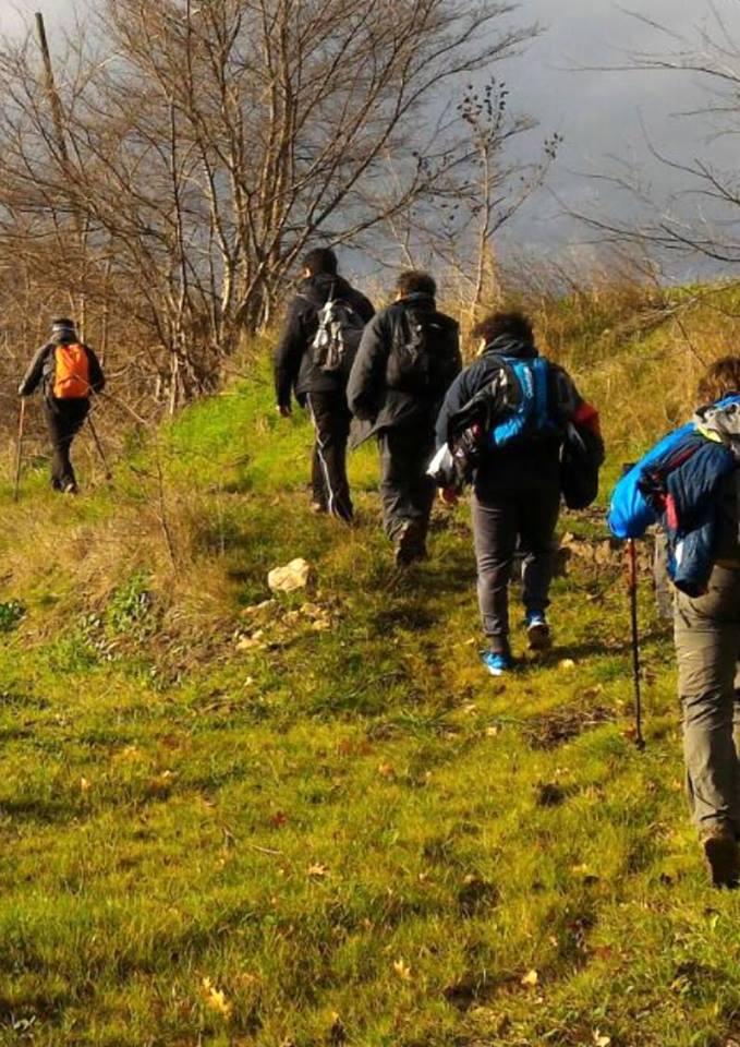 Il Fai di Benevento alla scoperta della Via Francigena del Sud: tappa a Buonalbergo