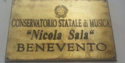 Benevento| Cambio della guardia al Conservatorio, Ilario: lascio un ente in salute