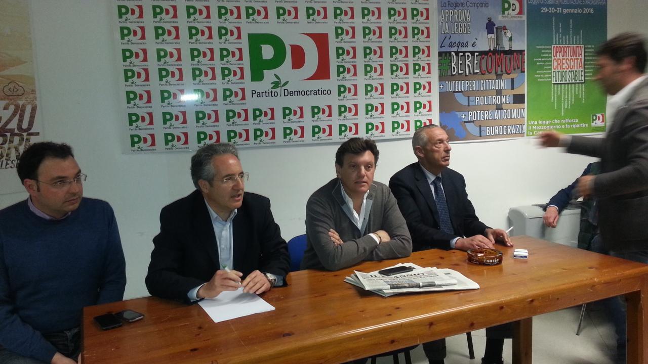 Pepe e De Caro, prima uscita pubblica dopo il Patto