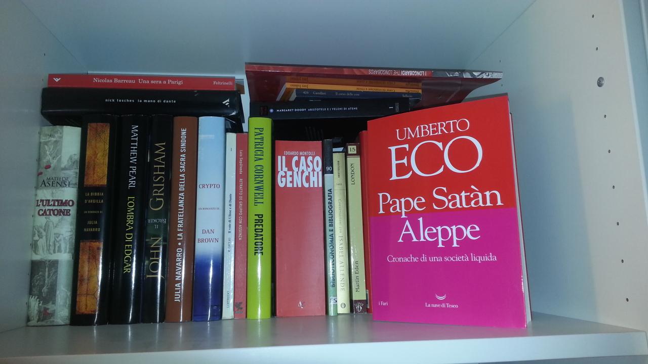 I libri di Menna e Russo alla Bibliovalle di Foglianise