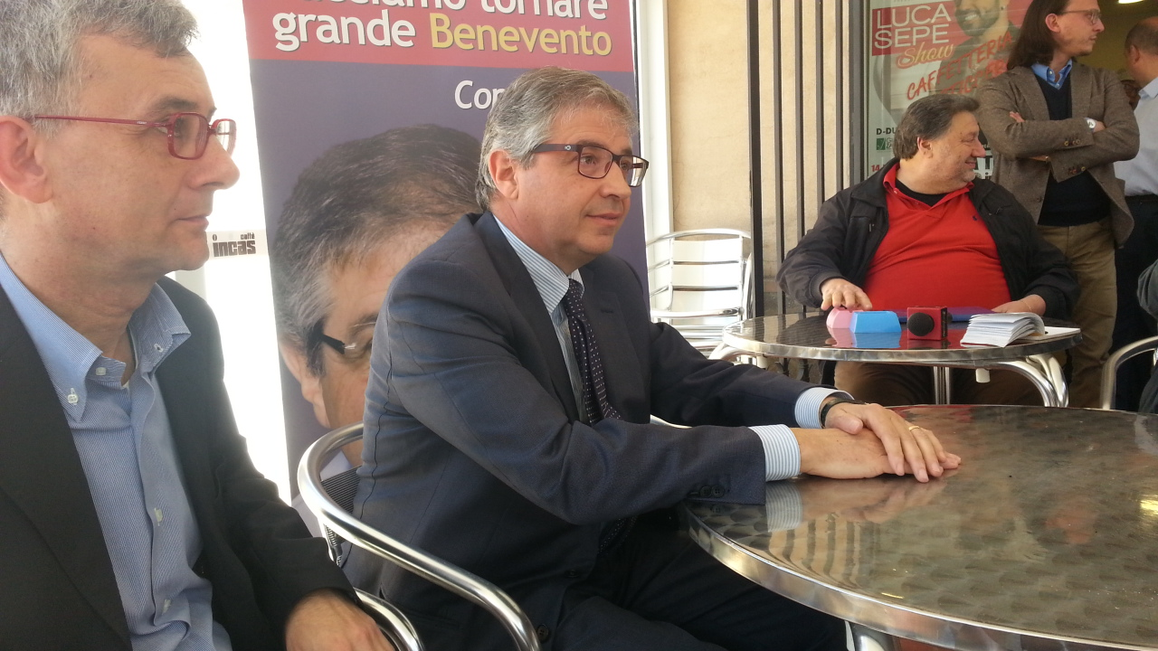Elezioni, Tibaldi: io l'uomo giusto per la rinascita